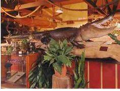 Prejean's Restaurant- good fun and music! Lafayette, LA.