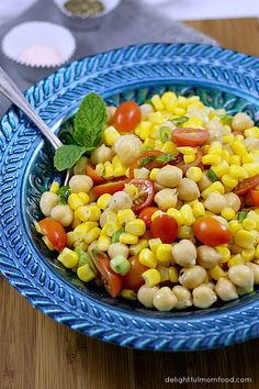 garbanzo bean salad