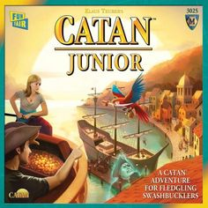 Catan Junior Strategy Board Game : Target