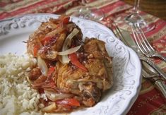 What to Serve with Basque Chicken — An Easy Basque Chicken Recipe and Menu » Chez Bonne Femme