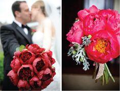{Wedding Trends} : Peony Bouquets - Part 2  | bellethemagazine.com