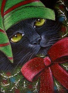 """Black Cat"" par Cyra R. Cancel"