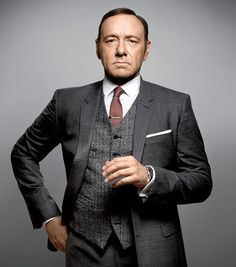 With House of Cards, Kevin Spacey helped change the way we watch TV. Now he wants to change the way we look at the planet.