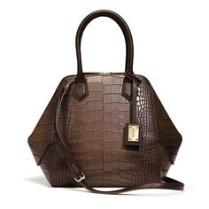 Hot Trend! The winged satchel in luxe embossed croc. Regularly $50.00, shop Avon Fashion online at http://eseagren.avonrepresentative.com