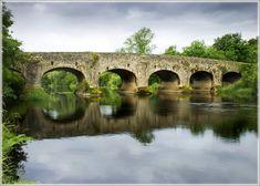 Quoile Bridge, near Downpatrick, County Down, Northern Ireland