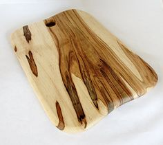 Wooden Cutting Board Ambrosia Maple Natural Look by foodiebords, $50.00