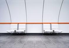 Subway II by Nick Frank, via Behance