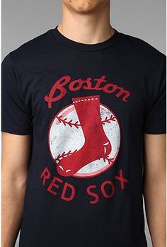 Boston Red Sox Tee - Urban outfitters