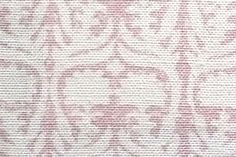 Ashok in Pink | Penny Morrison Fabrics #textiles #fabric #linen #floral #pink