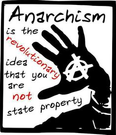 Anarchy was a popular ideology in the as preached by Margaret's boyfriend, Tristan. Martin Luther King, Anarcho Punk, Protest Posters, Protest Art, Political Posters, Atheism, Social Issues, Revolutionaries, Slogan