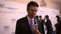 Wayne Pacelle at the HSUS Gala ~President and CEO Of the Humane Society talks to VegTV