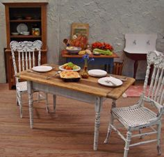 Hey, I found this really awesome Etsy listing at https://www.etsy.com/listing/196071738/shabby-country-table-112-scale-miniature