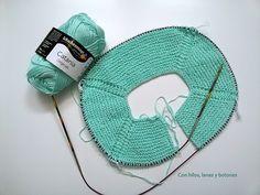 Knitting for kids little girls ravelry boys Super Ideas, Crochet For Boys, Knitting For Kids, Love Crochet, Baby Knitting Patterns, Baby Patterns, Crochet Baby, Baby Girl Hats, Crochet Jacket, Chunky Crochet