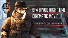 Battlefield 4 Zavod 311 Night Time Cinematic Movie