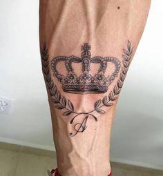 Resultado de imagen para king crown tattoo