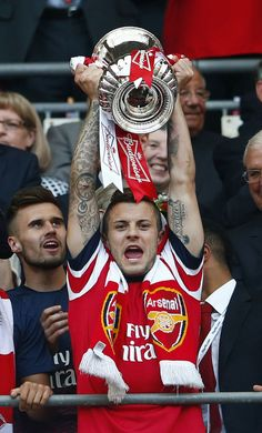 Jack Wilshere - Arsenal FA Cup '14