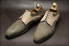 Leather Dress Shoes, Suede Shoes, Men's Shoes, Shoe Boots, Fashion Shoes, Men's Fashion, Derby Shoes, Formal Shoes, Gentleman Style