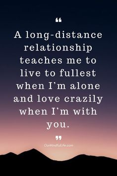 Distance relationship quotes for him/hard long distance relationship quotes/long Love Quotes For Him, New Quotes, Quotes To Live By, Funny Quotes, Life Quotes, Hair Quotes, Qoutes, Dating Quotes, Change Quotes