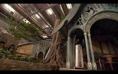 More Rivendell interior architecture