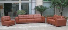 We are sofa manufacturers. We make fabric & leather sofa.