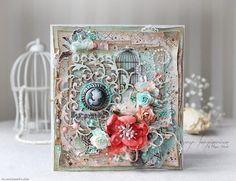Скрапбукинг - Открытки - Ручная работа - handmade - scrapbooking - cards