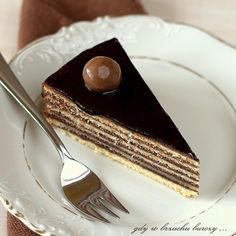 Ciasto wielowarstwowe
