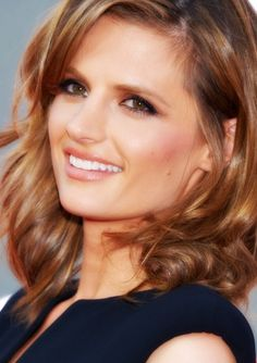 """Stana Katic attending """"The Lone Ranger"""" premiere. ❤"""