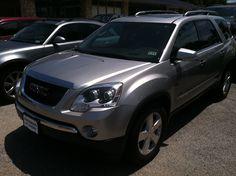 STK#P7J148441- 2007 GMC ARCADIA loaded 64K miles $25,450. Call me at 817-919-4024
