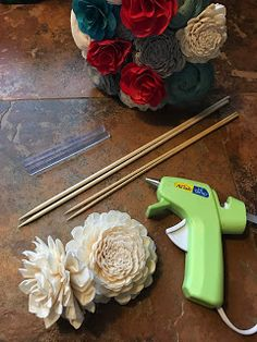 Wooden Flower Press Blank Craft Kit Easy Assembly 2 Styles of Flower Decoration