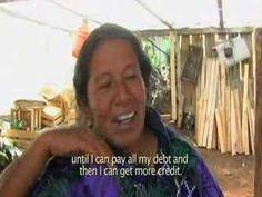 Sweet, opressed indigenous women in Chiapas