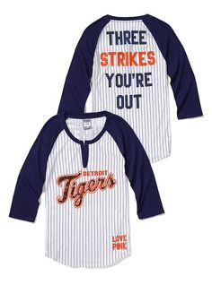 Detroit Tigers Victorias Secret
