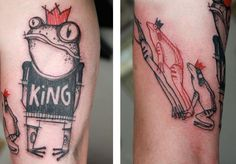 Miriam Frank, tattoo artist | The VandalList