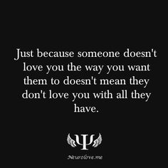 @Crystal Chou Chou Phillips this made me think of our conversation about people having/showing different types of love!