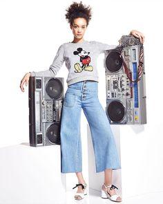 Marc Jacobs Mickey Mouse Sweatshirt