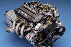 Mercedes 190E Cosworth powerplant one of the most beautiful things i've seen...apart of my wife naked...