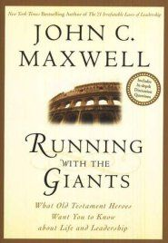 Running with the Giants: What the Old Testament Heroes Want You to Know About Life and Leadership (Giants of the Bible): Motivational guru John C. Maxwell finds inspiration and encouragement in the lives of Old Testament personalities. Great Books To Read, Good Books, My Books, Amazing Books, Reading Lists, Book Lists, Reading Room, Bible John, John C Maxwell