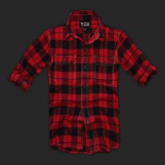 Abercrombie & Fitch Shirts For Men 011