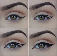 How to perfect that eye liner