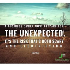 Are you prepared? #10XSuccess #entrepreneur #freedom JoshFelber.com
