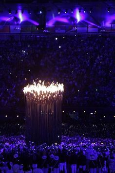 Best of Opening Ceremony - Slideshows | NBC Olympics I loved this part! So creative and symbolic.