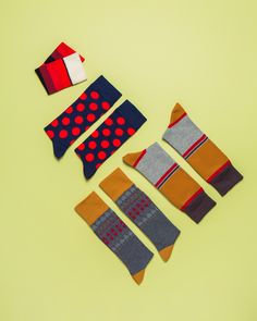 Socks via The Design Files. Photography by Sean Fennessy and styling by Sonia Rentsch.