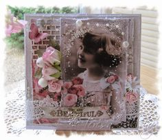 Craftingallday Creations: Scrap & Craft Guest Designer for May