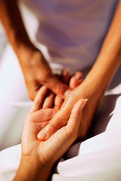 ¿Nunca has probado un #masaje de manos? ¡Increíble!