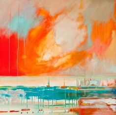 Canvas Gallery: Sparkles, Gorgeous Landscapes from Donna Andreychuk
