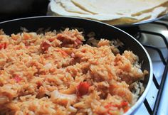 Easy Vegan Mexican Rice Recipe