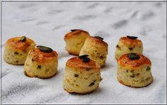 Limara péksége: Tökmagos pogácsa