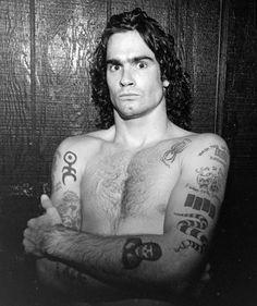 Black Flag Era Henry Rollins