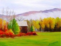 Fine Art by Brenda L. Joy Of Life, Oil On Canvas, Golf Courses, Past, Original Paintings, United States, The Unit, In This Moment, Seasons