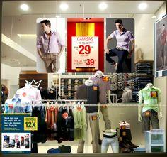 Vitrine loja Baseball Cards, Polyvore, Sports, Image, Glass Display Case, Shirts, Hs Sports, Sport