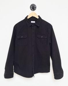 Heavy As Fuck Black Shirt